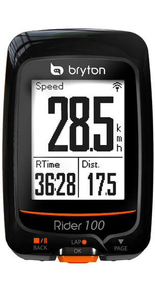 Bryton Rider 100 E GPS Fahrradcomputer